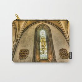 Stained Glass Windows Carry-All Pouch