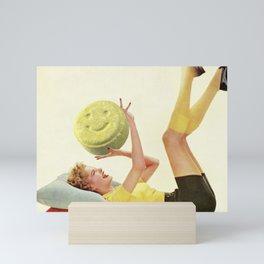 Laughter Mini Art Print