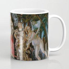 Primavera by Sandro Botticelli (c 1470-80) Coffee Mug