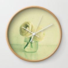 Last Time Wall Clock