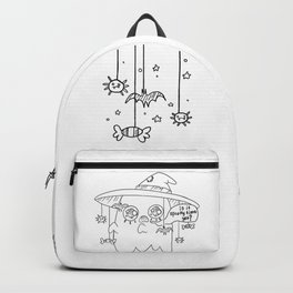 Impatient Ghosty Backpack