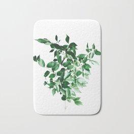 Greenery Bath Mat