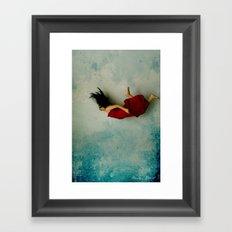 Endless River Framed Art Print