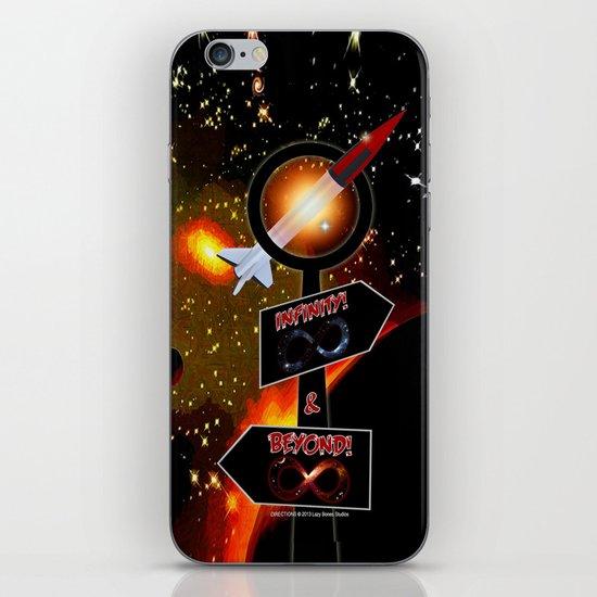 DIRECTION - 001 iPhone & iPod Skin