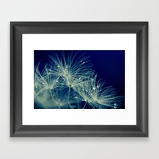Nothing Is Too Late Framed Art Print