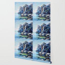 Grotto Wallpaper