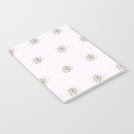 Raining Flowers Notebook