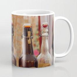 Cider Bottles - Seattle, WA Coffee Mug