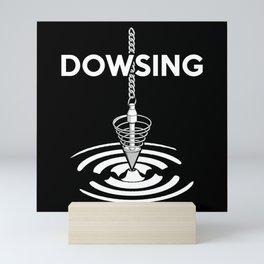 Dowsing - Water Divination Mini Art Print