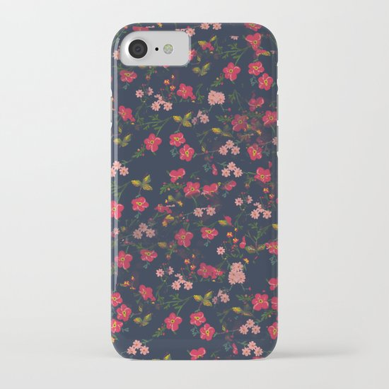 Pink Floral by kattyb