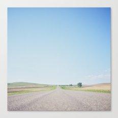 forward // film // Canvas Print
