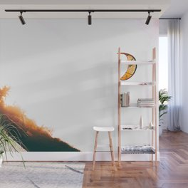 Down Wind Wall Mural
