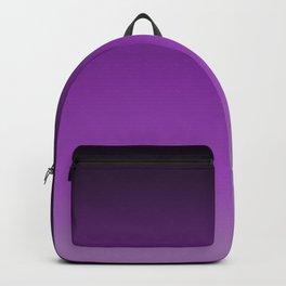 Dark Purple Ombre Backpack