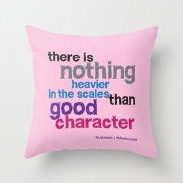 PROPHET QUOTES Throw Pillow