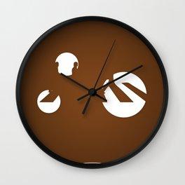 A.... ...D Wall Clock