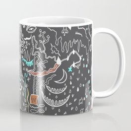 When We Were Small, And Fear Was Just a Memory. Coffee Mug