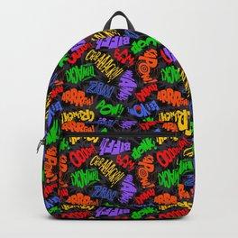 Biff Bam Pow! Backpack