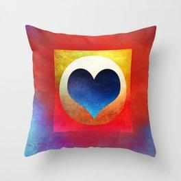 Ace of Heart Throw Pillow