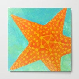 Starfish#1 Metal Print