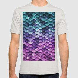 Mermaid Tail Dark Unicorn T-shirt