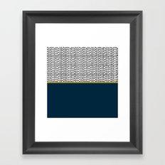 okomito v.2 Framed Art Print