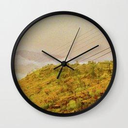 Rize Wall Clock