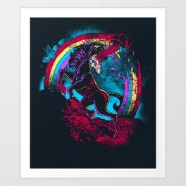Murdercorn Art Print