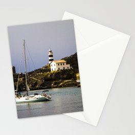 """The tree lighthouse Stationery Cards"