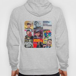 Old Records Hoody