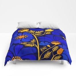 Wildflower Garden Comforters