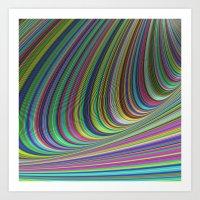 illusion Art Prints featuring Illusion by David Zydd