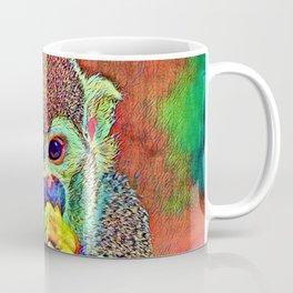 AnimalColor Monkey 002 Coffee Mug