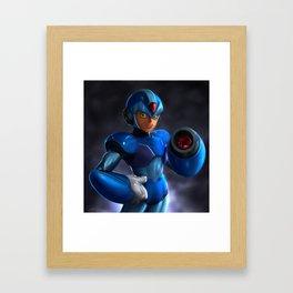 X Revived Framed Art Print