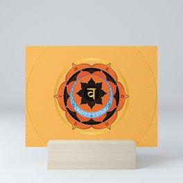 Svadhisthana (Sacral) 2nd Chakra Mini Art Print