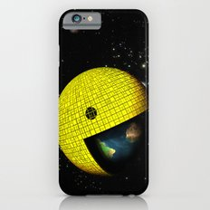 Pacman Eating the World iPhone 6s Slim Case