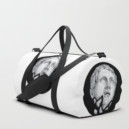 Broken Duffle Bag
