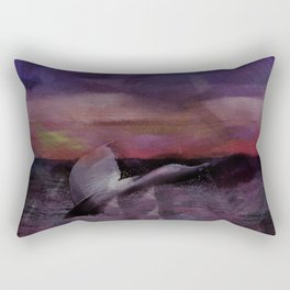 Whale Tale Rectangular Pillow