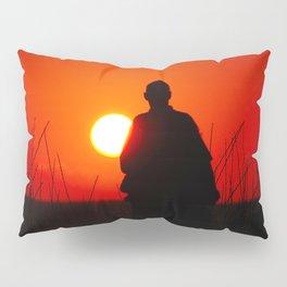 Shaolin monk Pillow Sham