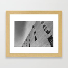 Old Friedrich Building Framed Art Print