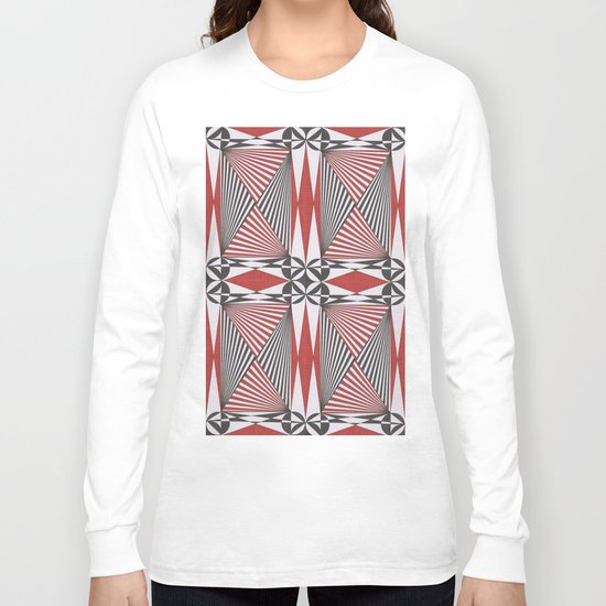 Quatro Magic Rubin Long Sleeve T-shirt