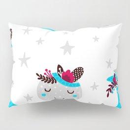cute moon Pillow Sham