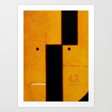 12 MONKEYS Art Print