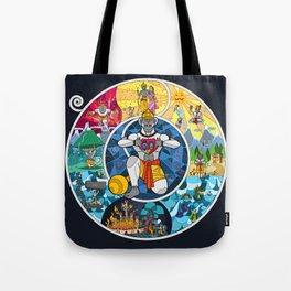 Life of Hanuman Tote Bag