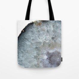 Agate Geode  Tote Bag