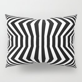 Angled Distortion Pillow Sham