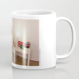 Beareading Coffee Mug
