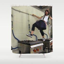 Fun In Dye Shower Curtain