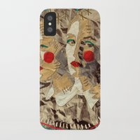 girls iPhone & iPod Cases featuring Girls by R. Gorkem Gul