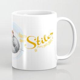 Sterek Sleepy Wolf & Stiles I Coffee Mug
