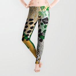 ROAR (wild cats) Leggings